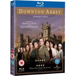 Downton Abbey -Series 2 [Blu-ray][Region Free]